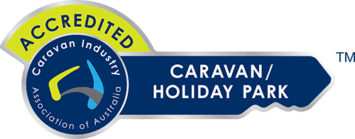 Accredited caravan holiday park